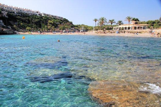 Mallorca Karte Strände.Mallorcas Strände Cala Murada